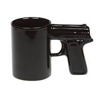 """Чашка """"Pistol Black"""", кольори в асортименті"""