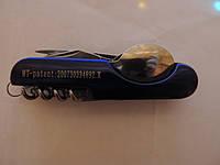 Швейцарский  мультифункциональный складной  нож . Оригинал., фото 1