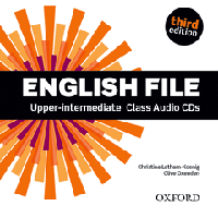 Аудио диски English File 3rd Edition Upper-Intermediate Class Audio CDs