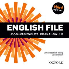 English File 3rd Edition Upper-Intermediate Class Audio CDs (5), фото 2