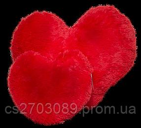 Мягкая игрушка Подушка Сердце Красный 15 см