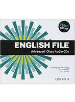Аудио диски English File 3rd Edition Advanced Class Audio CDs