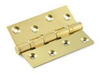 Петли дверные универсальные на подшипниках 100 мм комплект