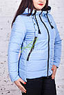 Брендовая женская ветровка от производителя на весну 2018 - (модель кт-95), фото 3