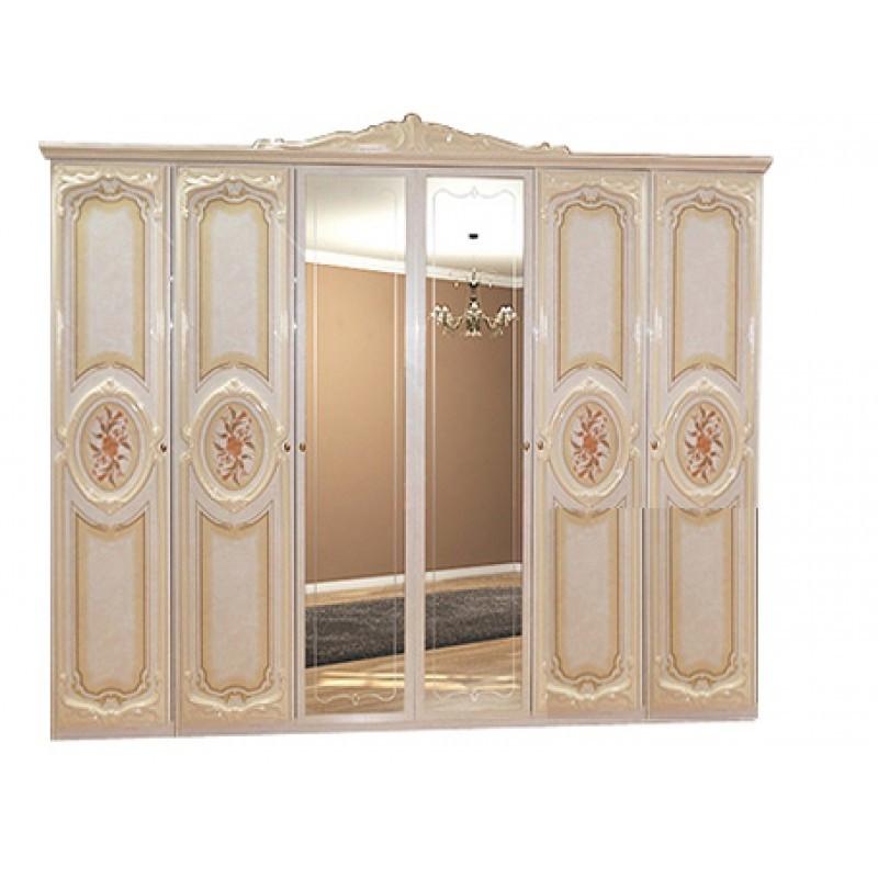 Шкаф 6Д Кармен Нова Світ Меблів