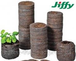 Торфянные Таблетки в оболочке Jiffy d=41мм (38)