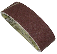Лента шлифовальная бесконечная 75х457мм, зерно Р100, 10 шт