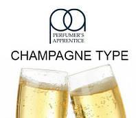 Ароматизатор TPA Champagne type (Шампанское)