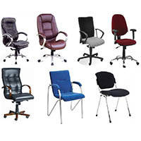 Комп'ютерні крісла і стільці