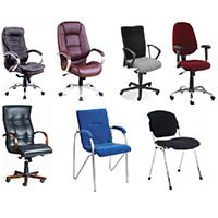 Компьютерные кресла и стулья