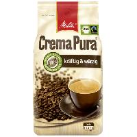 Кофе MELITTA Crema Pura зерно 1кг