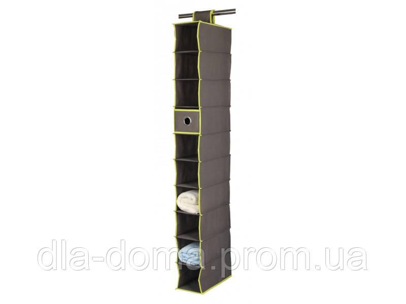 Полочка-органайзер с выдвижным ящиком