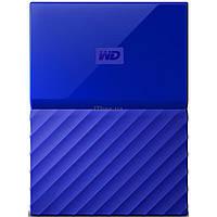 "Внешний жесткий диск 2.5"" 1TB Western Digital (WDBYNN0010BBL-WESN)"