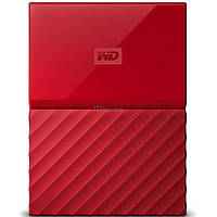 "Внешний жесткий диск 2.5"" 1TB Western Digital (WDBYNN0010BRD-WESN)"
