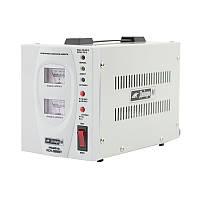 Релейный однофазный стабилизатор напряжения Дніпро-М АСН-500П