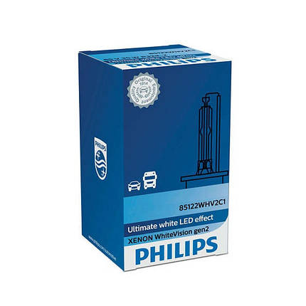 D1S Philips WhiteVision gen2 WHV2C, фото 2