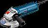 Bosch GWS 11-125 углошлифмашина с антивибрационной рукояткой (060179D002)