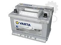 Аккумулятор Varta 61Ah/600A SILVER DYNAMIC-0ah