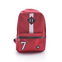 Спортивный рюкзак Adidas Seven  красный