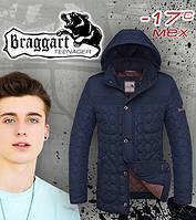 Подростковая зимняя куртка мужская