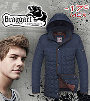 Подростковая мужская зимняя куртка