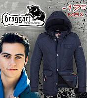 Подростковая теплая мужская куртка