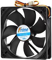 Вентилятор Frime 120*120*25 3pin Black(FF120SB3)