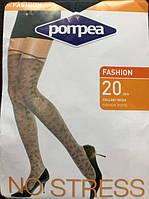 женские колготки фантазия Pompea 20 den