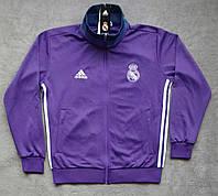 Олимпийка мужская  Adidas FC Real Madrid 2016-17