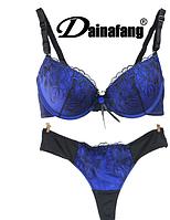 Комплект кружевной Dainafang