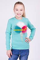 Детский модный свитшот
