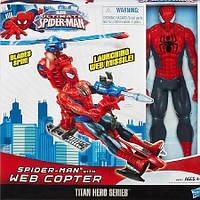 Человек-Паук (SPIDER-MAN)большой Marvel 30 см A6747