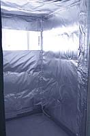 Фольга алюминиевая для бани 300 мкм за 1м.кв, фото 1