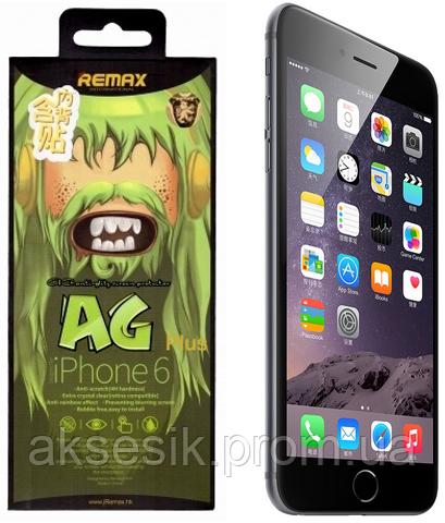 Пленка Remax iPhone 6 Plus матовая