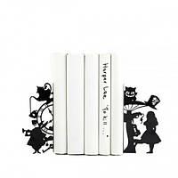 Держатели для книг Алиса в стране чудес