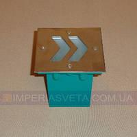 Светильник уличный вкапываемый, встраиваемый IMPERIA светодиодный LUX-351435