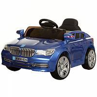 Детский электромобиль BMW кожа EVA 7660 крашеный