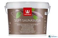 Лак для сауны и бани supi saunasuoja 2,7