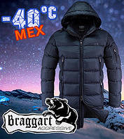 Куртка зимняя в классическом стиле