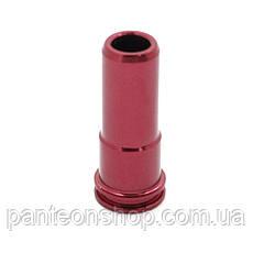 Нозл Rocket для M4 алюміній 21.4мм, фото 2