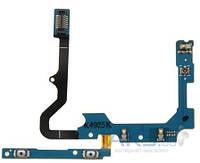 Шлейф для Samsung A500H Galaxy A5 / A500F Galaxy A5 / A500FU Galaxy A5 с кнопками регулировки громкости и микрофоном