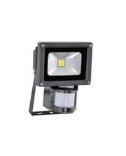 Прожектор LL-834 1LED 20 Wбелый 6400 K(+ датчик) 230 V(серебро)