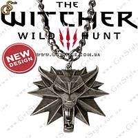 """Медальон Геральта - """"The Witcher 3"""" - новый дизайн!"""