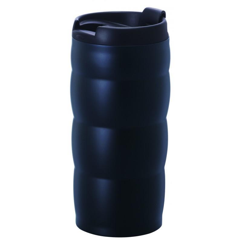 Японская чашка-термос Hario Uchi Mug Black (350 мл)