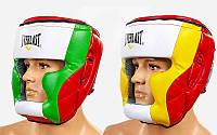 Шлем EVERLAST тренировочный для кикбоксинга закрытый (р-р L-XL)