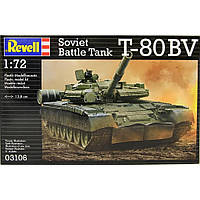 Сборная модель Revell Танк T-80 BV 1:72 (3106)