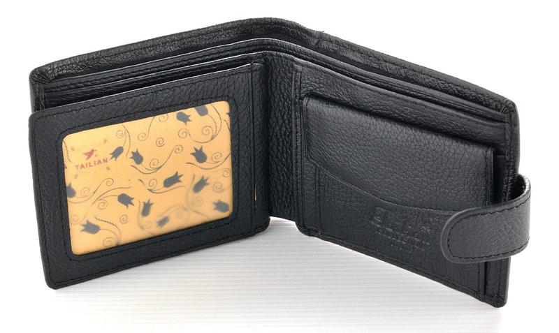 23cc48626458 Качественный мужской маленький кожаный кошелек портмоне TAILIAN. Отличное  качество. Доступная цена. Код: