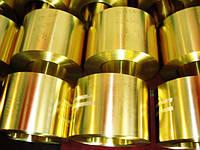 Бронзовая лента БрБ2м 0,8 ГОСТ