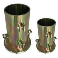 Формы цилиндра стальные для бетона
