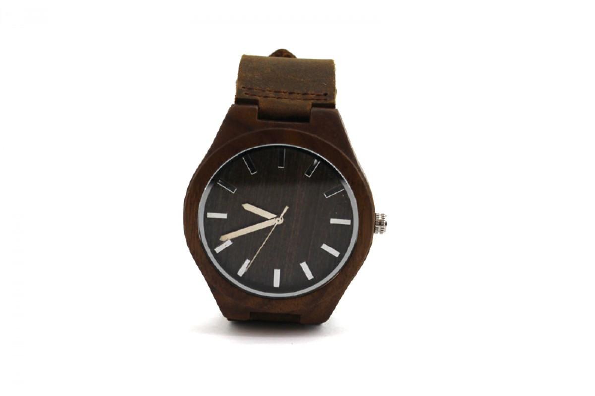 Эксклюзивные деревянные наручные часы SkinWood